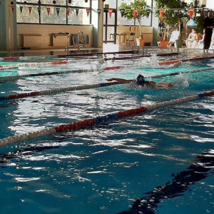 Mistrzostwa Nowego Sącza w pływaniu